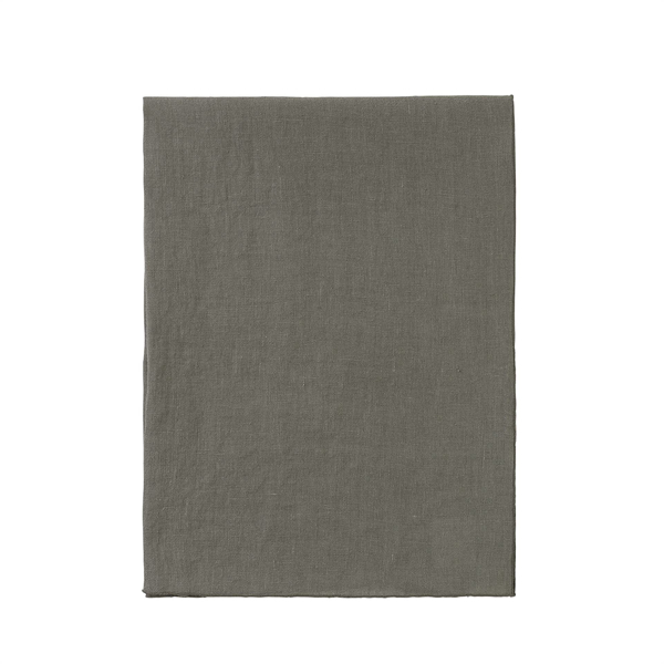 Lineo Linen Table Runner 18 X 55 - Agave Green