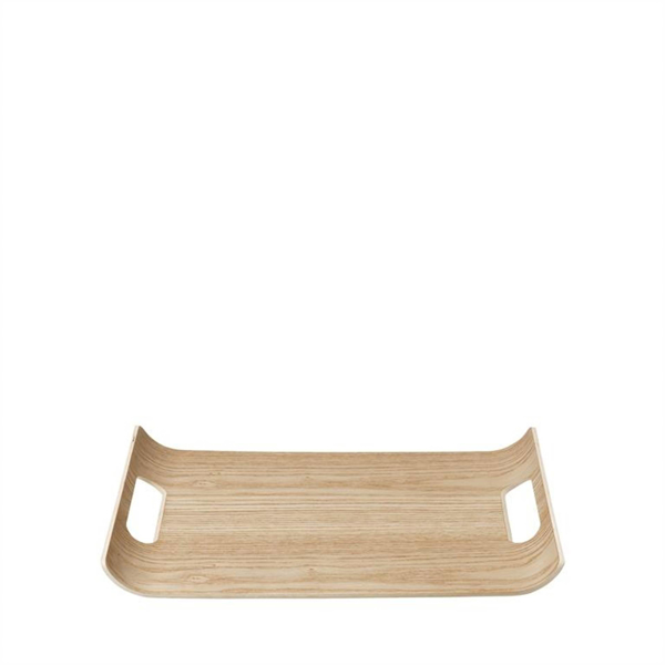 Moon Wood Serving Tray Wilo