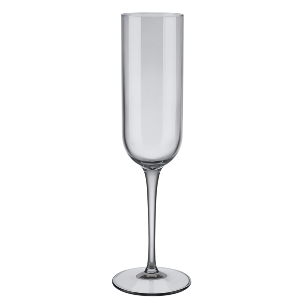 Fuum Champagne Flute Glasses Set of 4 - Smoked