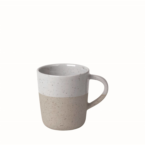Sablo Ceramic Stoneware Espresso Mug Set of 4