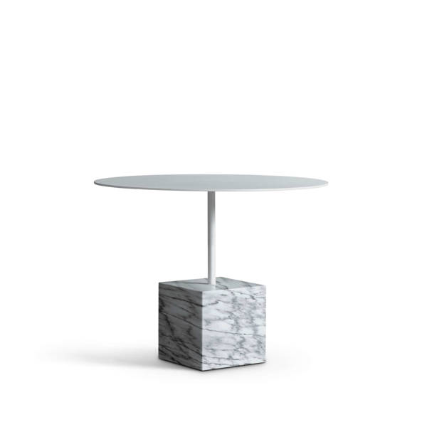 Knockout Coffee Table Square Base